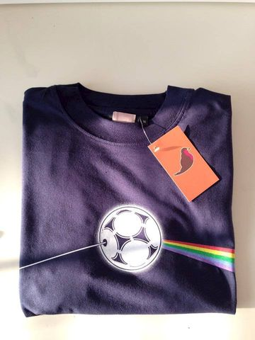 Tango,Tee.......,dark side of football , pink floyd, adidas tango , screen print   , aguycalledminty , football , casual .