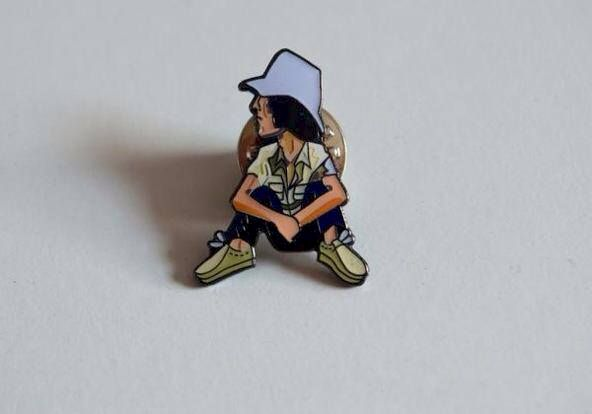 Ashcroft Urban Hymns Pin..... - product images