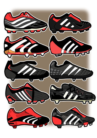Predator........,print....,football boot , adidas , predator , football ,  , illustration , design , artwork , love
