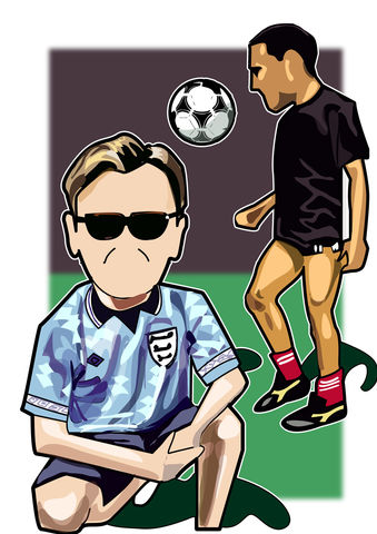 World,in,Motion,...........,Print..,new order  , illustration , design , art , artwork , world in motion , world cup , italia 90 , pin badge love , hbo , crystal meth , drugs , drug lord , drama