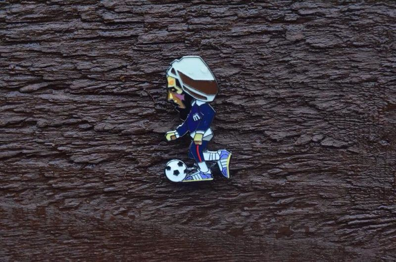 Bob Marley pin Badge.....  - product images  of