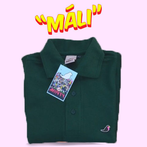 Mali,Long,Sleeve,Pique,Polo........,Polo shirt, long sleeve polo shirt, aguycalledminty , brand , casual , football, fashion ,, terraces , hawk, logo, music