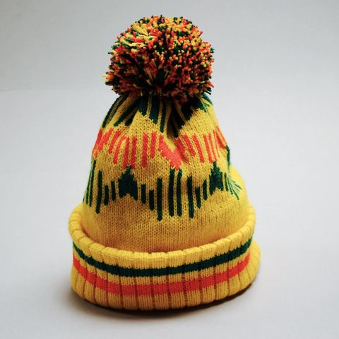 YELLOW,91',Bobble,hat