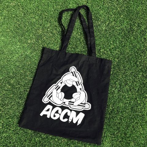 AGCM,Tote,Bag..,tote bag , aguycalledminty, sgt.paper , music, film ,artwork , beatles , stone roses
