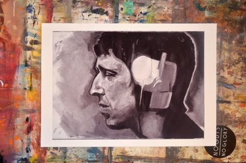 Noel,Gallagher,Print