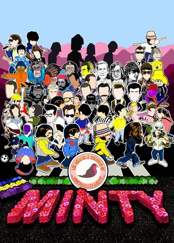 Sgt.,Paper...,Print,the smiths, beatles, chas , morph , kasabian, Stone Roses, Glasgow green,madchester, squire , ian brown, reni , mani ,Music, aguycalledminty, illustration, casual, , legend, music , one love, urban hymns.