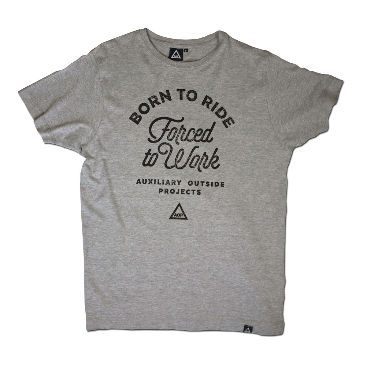AOP - Born To Ride - Forced To Work - Men's T-shirt - product image