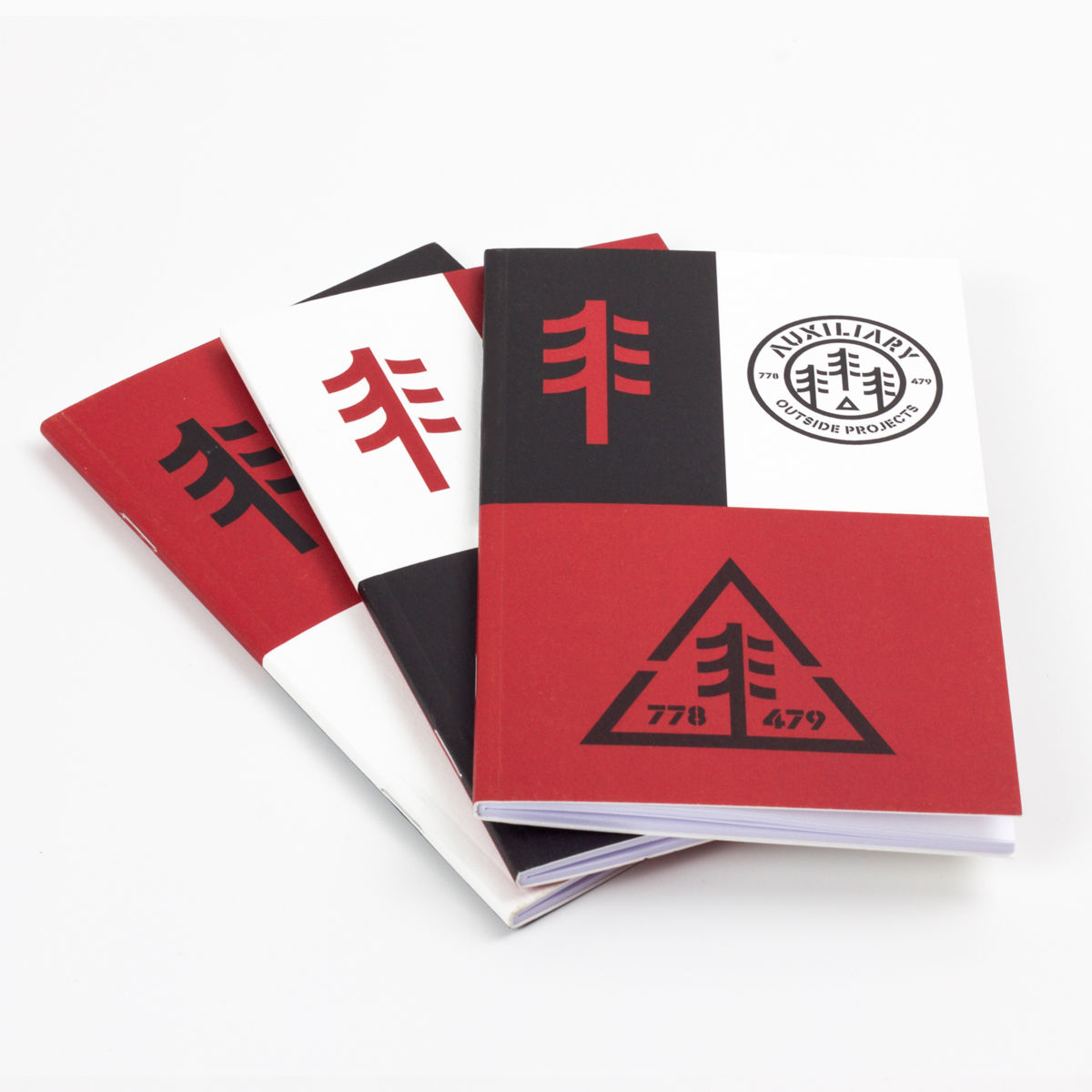Auxiliary - Pocket Journal - product images  of