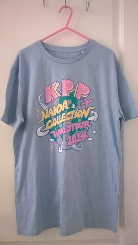 Kyary,Pamyu,Nanda,Collection,World,Tour,2014,T-Shirt
