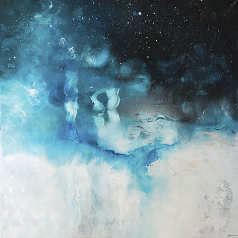 Winterdream,winter dream jonna jinton painting