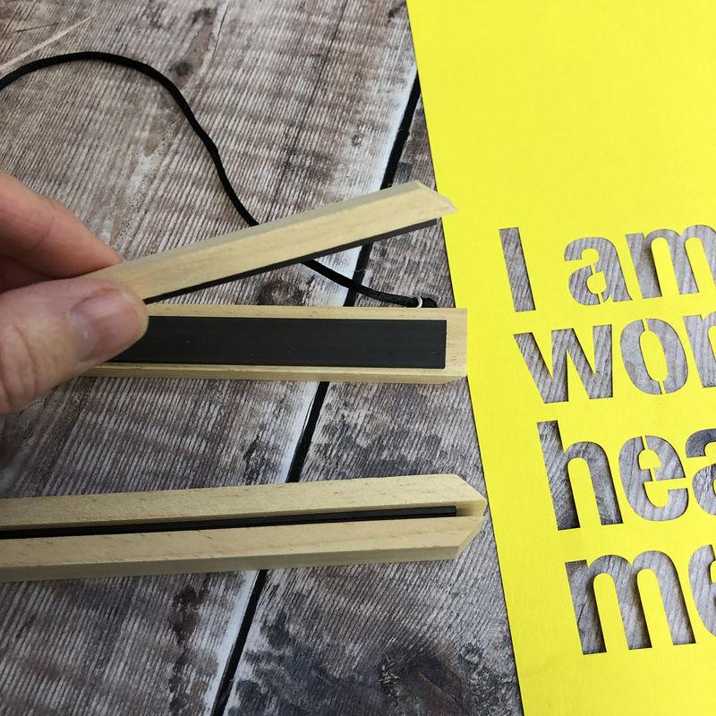I Am Woman Hear Me Roar A4 Papercut - Kyleigh's Papercuts - photo#49