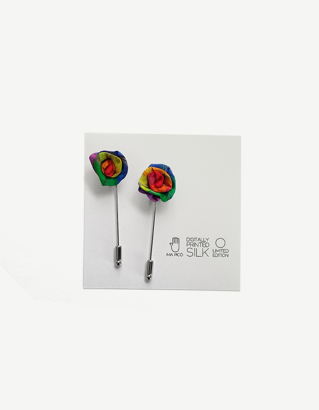 Gay wedding boutonniere set