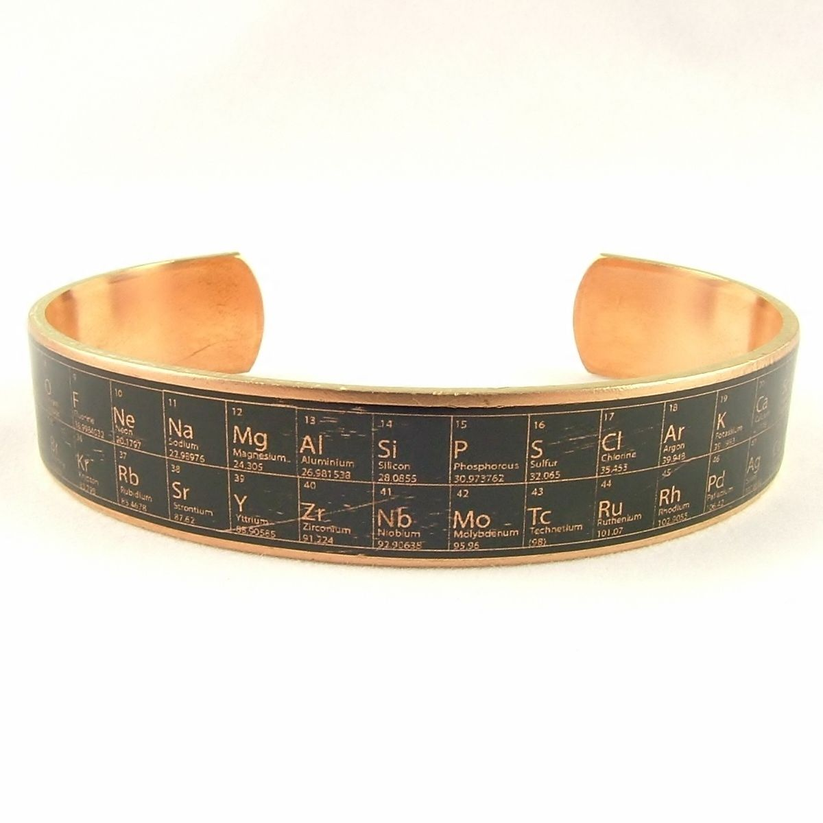Periodic table of elements skinny cuff jezebel charms periodic table of elements skinny cuff gamestrikefo Gallery