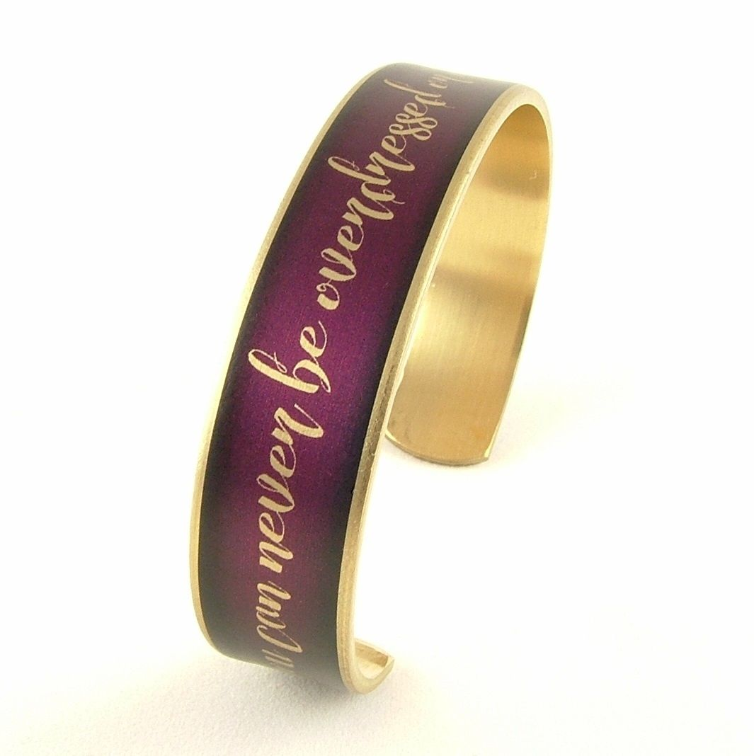 Oscar Wilde Overdressed Cuff - product images  of