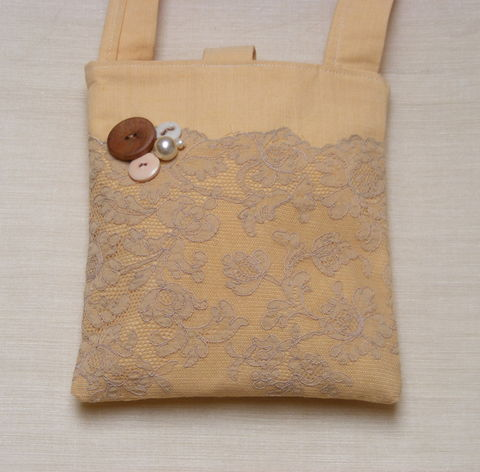 'Make,up,Story',Crossover,Bag,Organic cotton, vintage bag, fairtrade cotton bag, bobbies boutique, ethical accessories