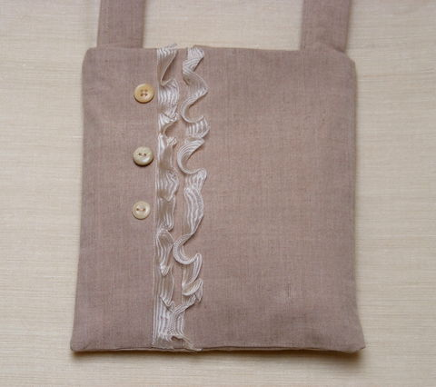 'Pretty,Pipkin',Crossover,Bag,organic cotton, fairtrade cotton, ethical bag, ethical accessories, vintage bag, crossover bag, small bag, bobbie's boutique, ethical fashion