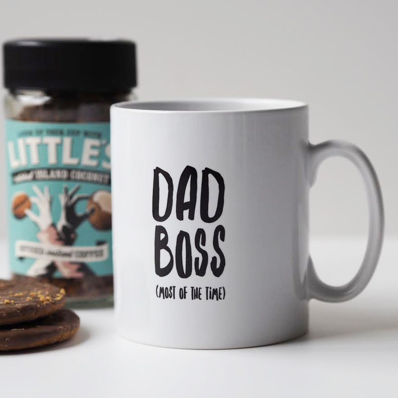 dad boss mug gift for dad dad boss father s day gift