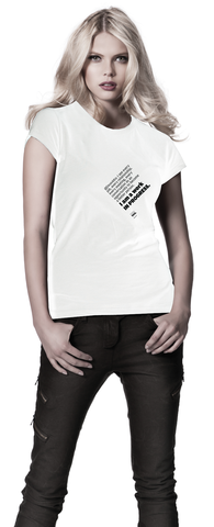 Women's,Pocket-sized,TeeTweet,T-shirt, tshirt, personalised t-shirt, twitter, tweet, retweet