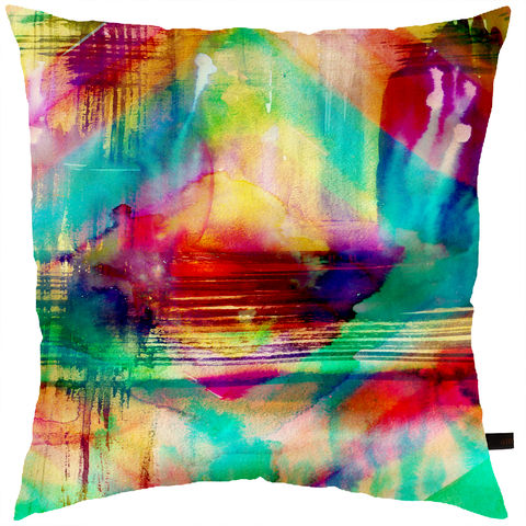 Monsoon,Rain,Cushion,cushion, digital print, printed cushion, amy sia cushion, amy sia
