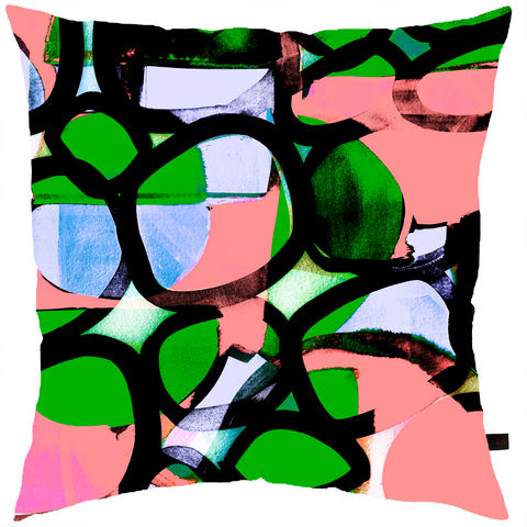 Summer,Cushion,cushion, digital print, printed cushion, amy sia cushion, amy sia