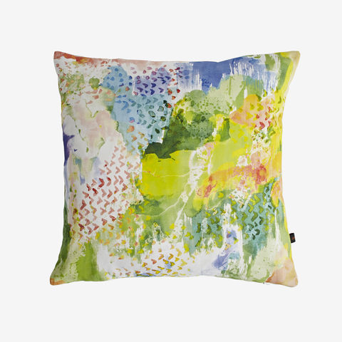Kauai,Cushion,cushion, digital print, printed cushion, amy sia cushion, amy sia
