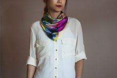 SOLD OUT Futures Silk Scarf - product images  of