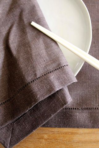 Individual,linen,napkin,and,placemat,set, linen, napery, natural linen