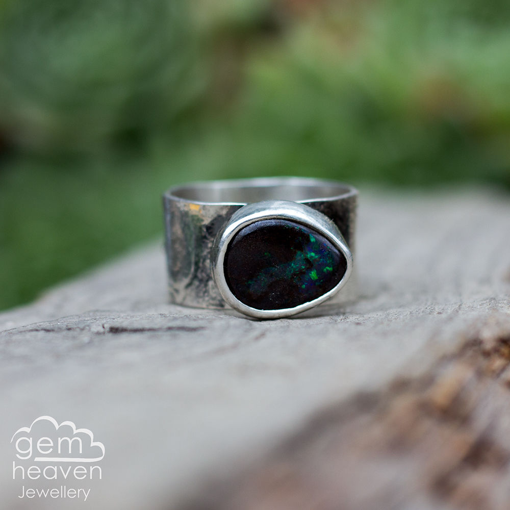 The Just Being ring   - product image