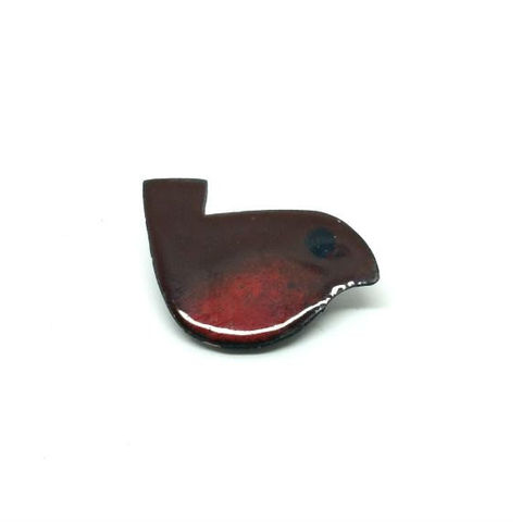 Robin,Enamel,Brooch,Pin,MaisyPlum  enamel brooches and pins , accessories, bird brooch , Christmas jewellery, Christmas robin, robin brooch pin, lapel pin, hat pin, tie pin, bird stick pin