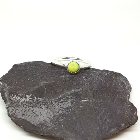 Lime,Green,Enamel,Stacking,Ring,enamel ring, enamel stacking ring, enamel stackable rings, sterling silver stacking rings, enamel band rings, enamel jewellery, enamel rings uk, sterling silver rings stackable, silver rings stacking set, lime green jewellery