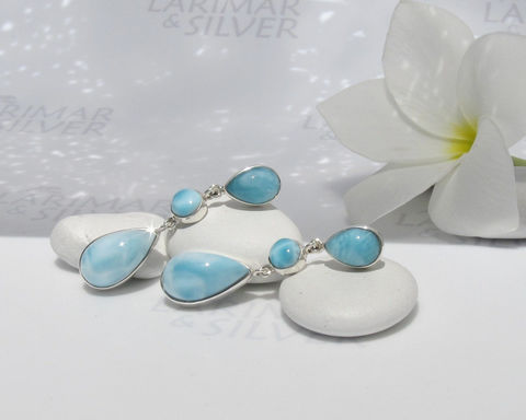 SOLD,OUT,-,Larimarandsilver,earrings,,Summer,Glam,3,sky,blue,Larimar,drops,,topaz,blue,,rain,water,ice,handmade,earrings,Jewelry,Earrings,Larimar_earrings,Larimar_drop,drop_earring,dangling_drops,sky_blue_earring,topaz_blue,water_blue_earring,fairy_earrings,Larimar_post_earring,sky_blue_earrings,ice_blue,blue_drop,silver_earrings,925 sterling silver,aka Pectolite,ak