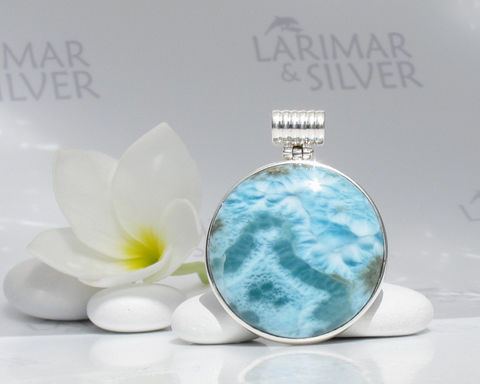 Larimarandsilver,pendant,,China,Sea,-,aqua,teal,Larimar,round,,sea,blue,jade,blue,,teal,,round,handcrafted,pendant,Jewelry,Necklace,Larimar_pendant,round_pendant,larimar_round,larimar_jewellry,teal_pendant,aqua_teal_pendant,atlantis_stone,volcanic_blue,sea_blue_round,larimar_jewelry,jade_blue_pendant,China_Sea,sea_blue_pendant,925 sterling silver,aka Pectolite