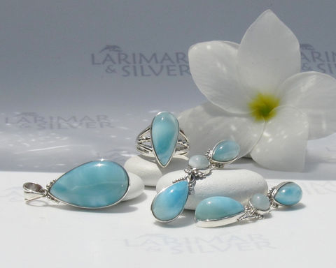 Larimar,set,by,Larimarandsilver,,Aquamarine,Glamour,-,aqua,drops,,sea,Atlantis,stone,,handmade,ring,pendant,earrings,Jewelry,Larimar_ring,Larimar_pear,Larimar_set,jewelry_set,aquamarine_set,larimar_earrings,Larimar_pendant,mermaid_set,Caribbean_wedding,bride_set,sea_drop,aqua_set,925 sterling silver,aka Pectolite,aka Atlantis stone,aka Dolphin stone,aka Love sto