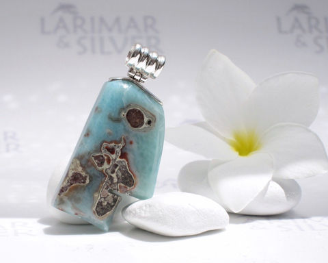SOLD,OUT,-,Larimarandsilver,pendant,,Easter,Island,Head,pattern,Larimar,stone,,aqua,teal,,head,pendant,aquamarine,,jade,handmade,Jewelry,Necklace,Larimar_pendant,head_pendant,larimar_stone,Polynesian,tribal_pendant,Easter_island,Taino_pendant,surf_pendant,profile_head,native_art,aquamarine,jade_blue,men_pendant,925 sterling silver,aka blue pectolite,aka Atlantis stone,aka D