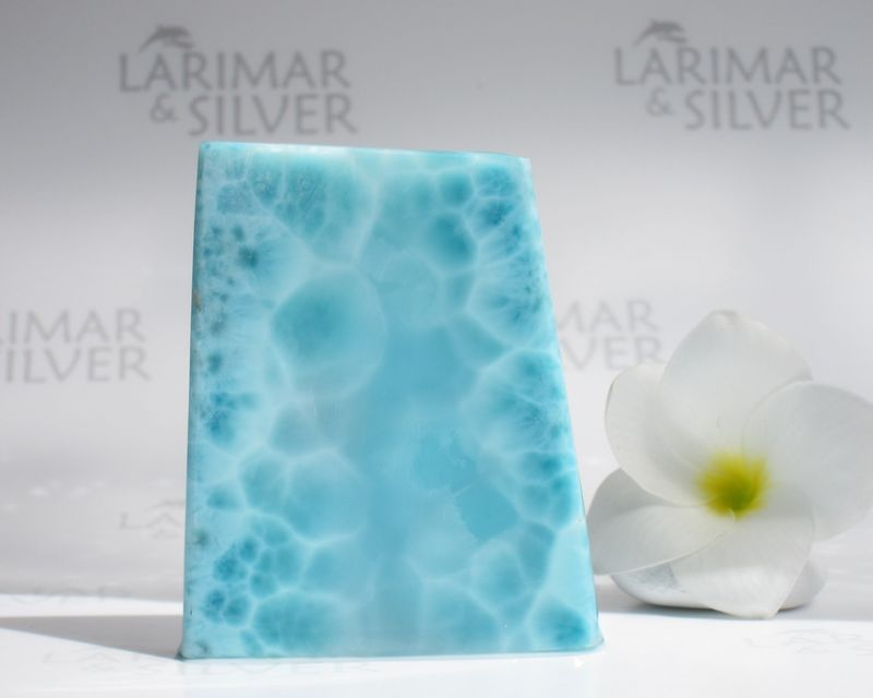 AAA Larimar slab - Waters of Atlantis  - product images  of