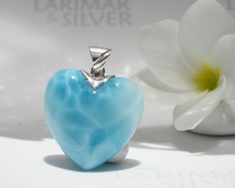 SOLD,OUT,-,AAA,Larimar,heart,pendant,Heart,of,Venus,Larimar pendant, heart pendant, larimar heart, blue heart, Venus heart, Venus jewelry, Aphrodite pendant, sea blue heart, siren pendant, ocean blue, AAA Larimar, volcanic blue, goddess pendant, sea goddess, love goddess, blue stone pendant, siren heart, m