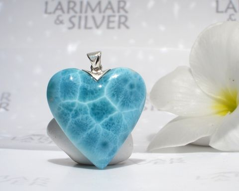 Turtleback,Larimar,heart,pendant,925,silver,-,Neptune's,Secret,Love,Authentic,Dominican,jewelry,Larimar stone pendant, Larimar pendant, Larimar jewelry, Larimar heart pendant, blue heart pendant, fine larimar jewelry, sea of love, AAA Larimar, Dominican Larimar pendant, teal heart pendant, turtleback, larimarandsilver