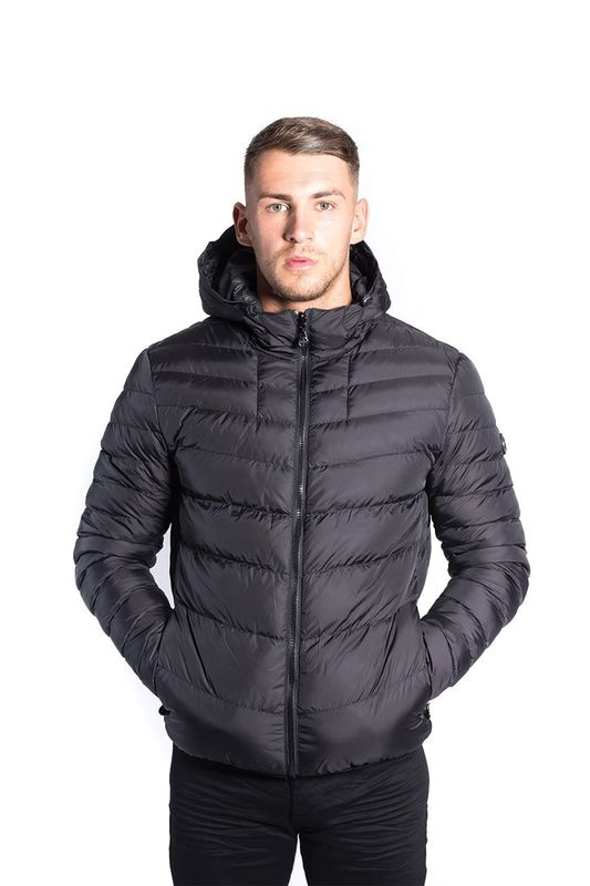 Foray Neptune Black Reversable Jacket Demand Attire