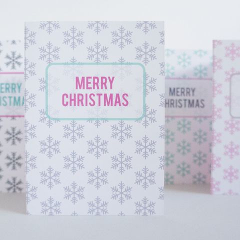 Modern,Pale,Grey,Snowflake,Christmas,Card,christmas card, modern christmas card, non religious christmas card, festive holiday card, contemporary christmas card, christmas cards