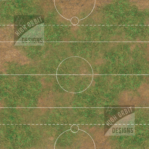 Grass,pitch,3x3,Guild,Ball,compatible,Mat,Guild Ball mat