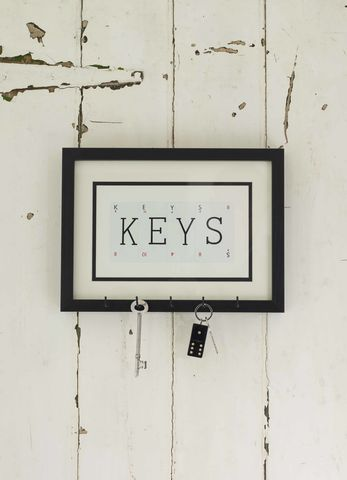 Vintage,Playing,Cards,Key,Holder,vintage, playing, cards, key, holder, housewarming, unique, gift, hooks, upcycled, industrial, monochrome, black & white,