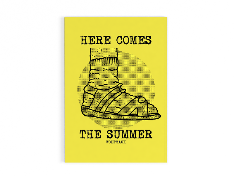 Here Comes The Summer Zine - product images  of