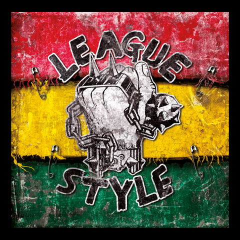 PRE,ORDER:,League,Style,-,Loosen,Up,Volume,1,CD,(SIGNED,BY,ANIMAL),Music, CD, Reggae, Punk, Anti Nowhere League, Rock, Metal