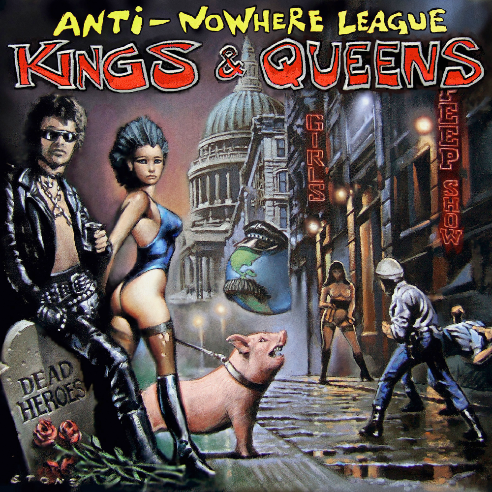 Kings and Queens CD - product image