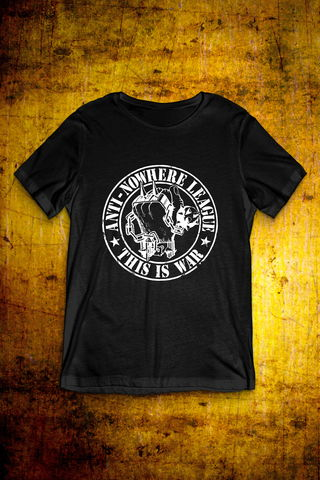 This,is,War,-,Black,T,Shirt,Mens,T Shirt, Punk, Anti Nowhere League, Rock, Metal