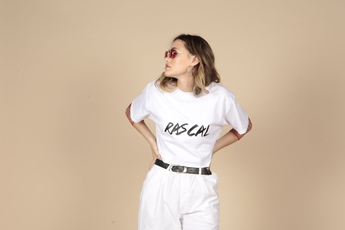 White Rascal Tee - product images  of