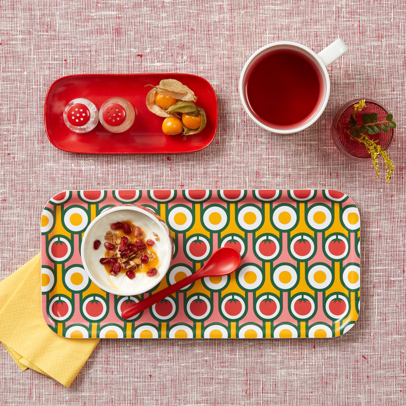 Birch Tray - Eggs and Tomatoes - product image