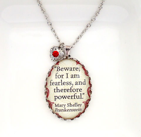 Frankenstein,Necklace,Frankenstein,Quote,Necklace,Jewelry,frankenstein_quote,book_lover_gift,gothic_necklace,literary_quote,quote_jewellery,quote_necklace,mary_shelley_jewelry,frankenstein_jewelry,reader_gift,cameo_necklace,gift_for_her,literary_jewellery,uk