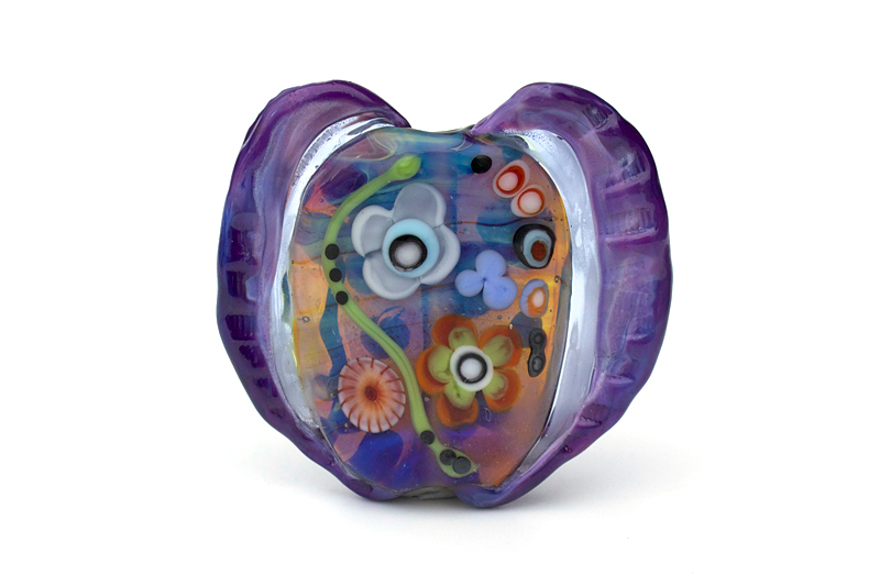 Lampwork Glass Beads by Bobbie Pene