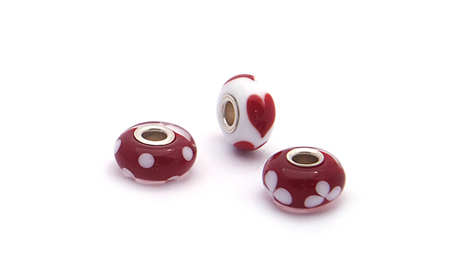 Lampwork Glass Charms
